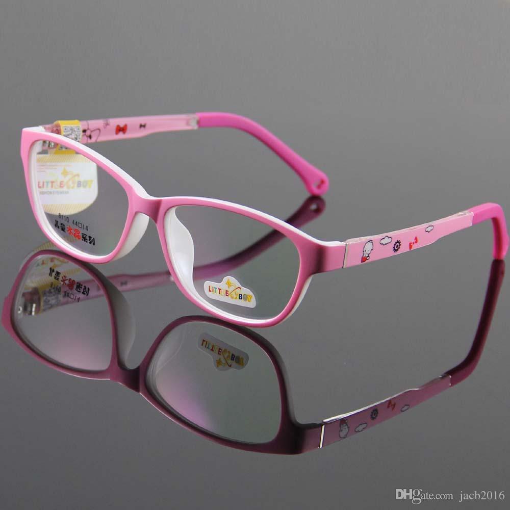 Compre Para Niños Gafas Marcos Niños Niñas Gafas Gafas Gafas Color ...