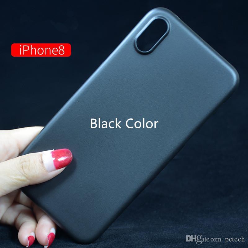 Para iphone x casos coloridos pp phone case para goophone i7 i6s 6/6 samsung s8 s7 edge a9 casos