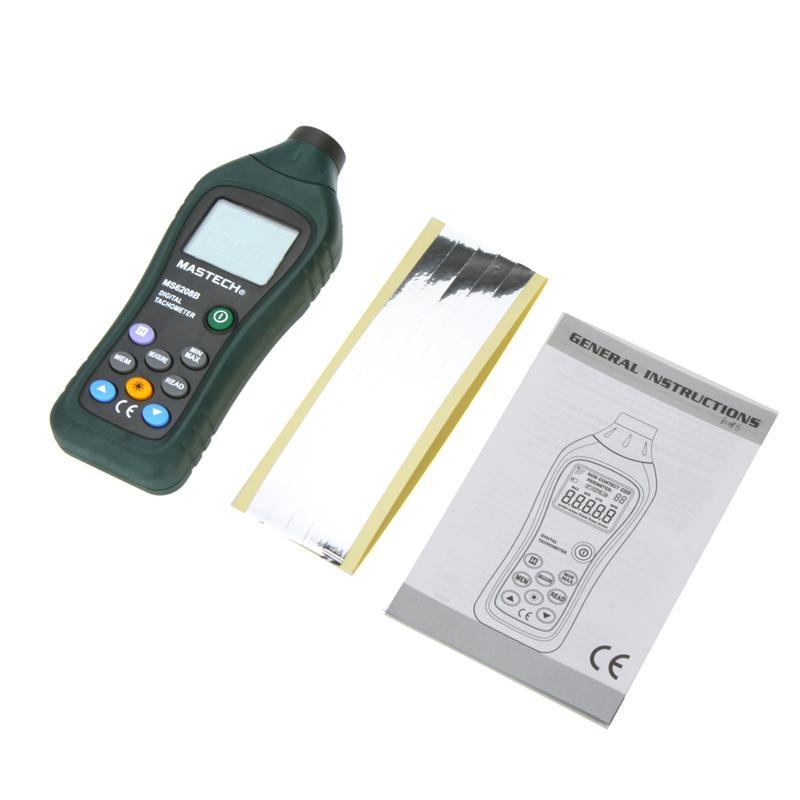 Non-Contact digital tachometer (7)