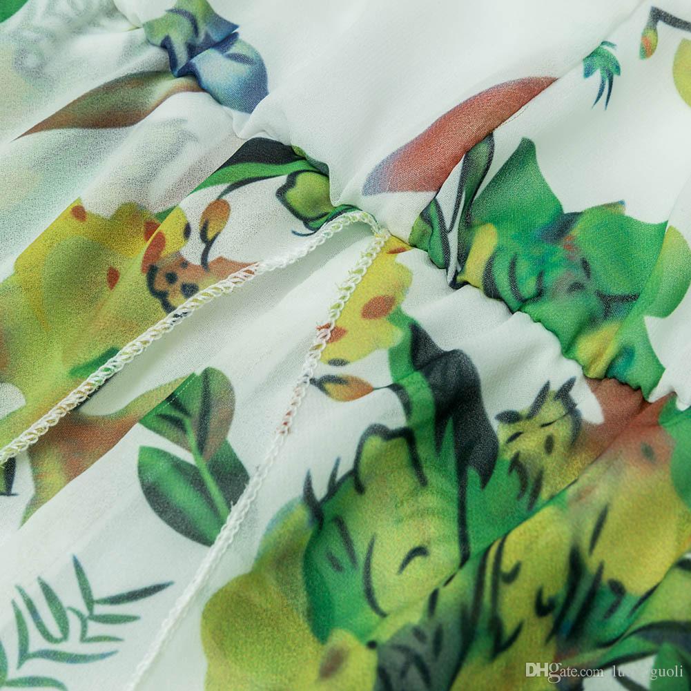 2016 Sommerkleid für Frauen böhmischen Stil Frauen Maxi Prom Party Kleider Abend Chiffon Frauen Kleidung Vintage lange Sommerkleid plus Größe