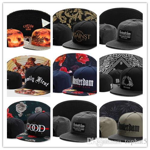 Fashion New Arrivals The Hundreds Ball Caps napbacks Fashion Cayler Sons Snapback Caps Men Woman upsoar baseball hats drop shipping