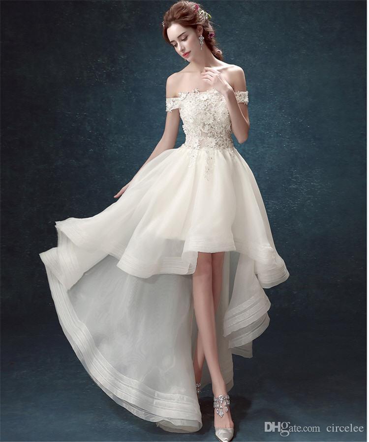 Short Affordable Wedding Dresses Best Dresses 2019
