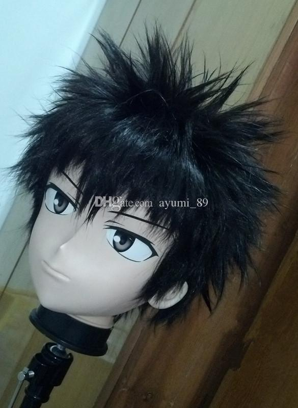 C2-062 Top Qualität Handgemachten Männlichen Silikonkautschuk Gesichtsmaske Cosplay Kigurumi Masken Crossdresser Puppe Kigurumi Anime Rollenspiel