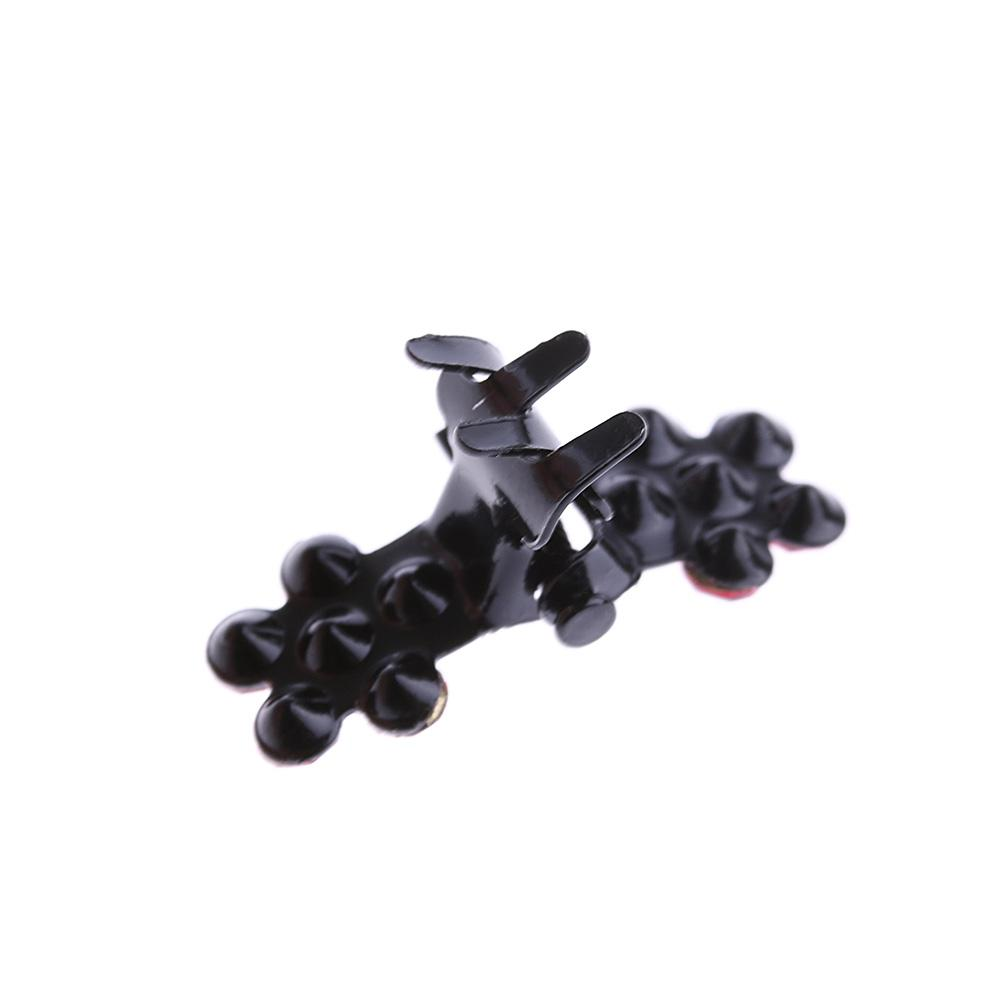 Lovely Girls Hairpins Kids Flower Mini Barrettes Lady Hair Flower Claw Clamp Hair Clip hair accessories for women