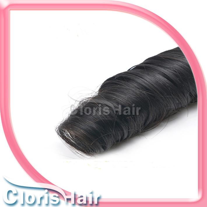 Excellent Brazilian Spring Bouncy Curly Hair Aunty Funmi Spiral Curls Weave Cheap 100% Human Hair Extensions Natural Black