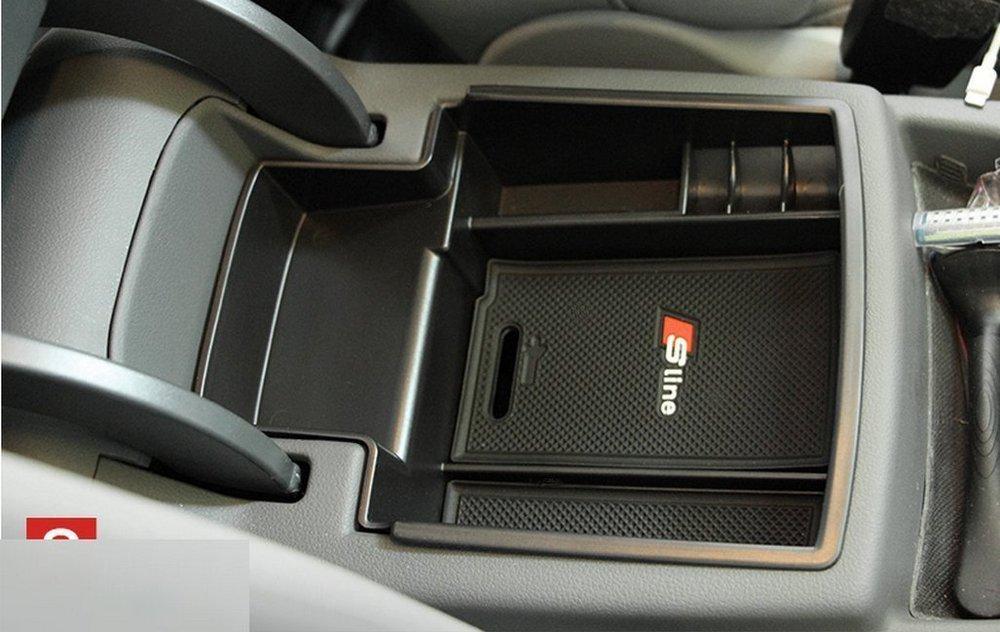 Car Glove Box Armrest Storage Box Organizer Center Console