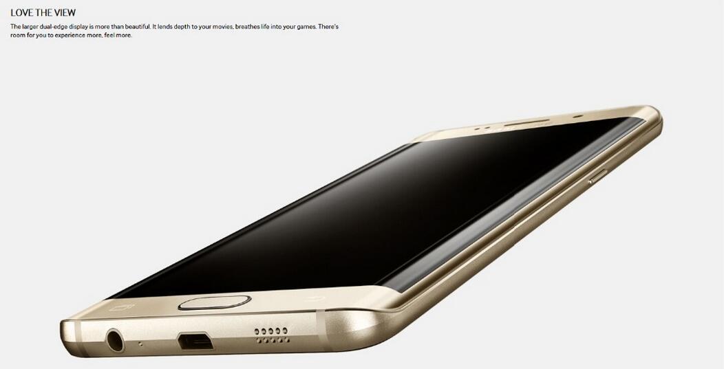 "Refurbished Original Samsung Galaxy S6 Edge plus G928F G928A G928T G928P G928V Unlocked Cell Phone 5.7"" Octa Core 4GB/32GB 4G LTE"
