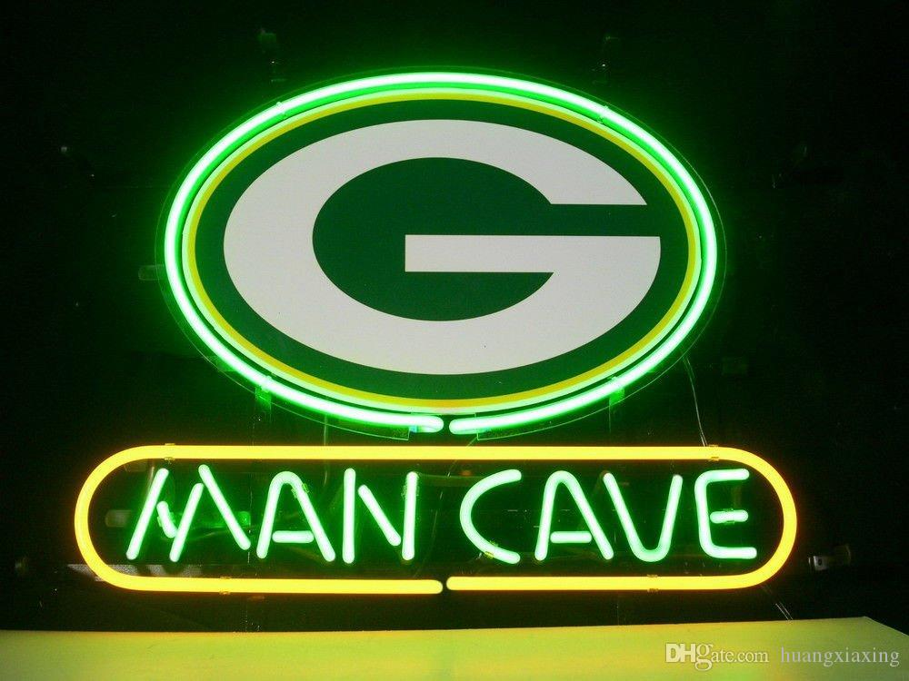 New greenbay packer man cave real glass neon beer signs pub bars new greenbay packer man cave real glass neon beer signs pub bars neon light red blue 19x15 greenbay packer man cave greenbay packer man cave neon greenbay aloadofball Gallery