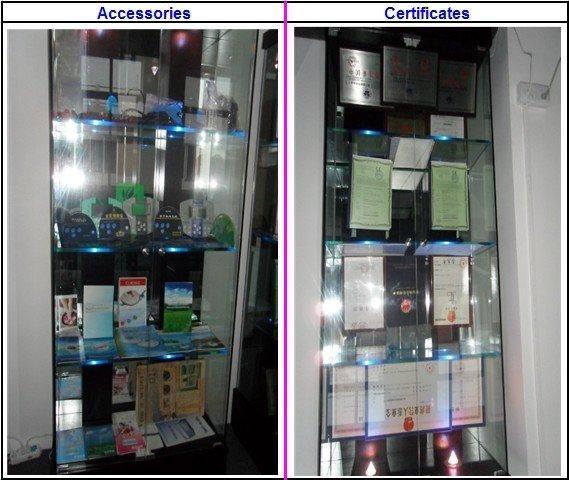 뜨거운 이온 클렌저 무료 배송 DHL / 페덱스 / UPS / EMS C03 수만 패드 높은 이온 청소기 해독 기계 족탕 발 스파 살롱 기계