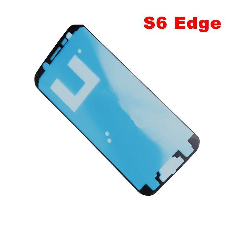 LCD 터치 스크린 프레임 접착 복구 테이프 삼성 갤럭시 S3 S4 i9500 S5 미니 S6 가장자리 베젤 접착제 참고 2 주 3 주 4
