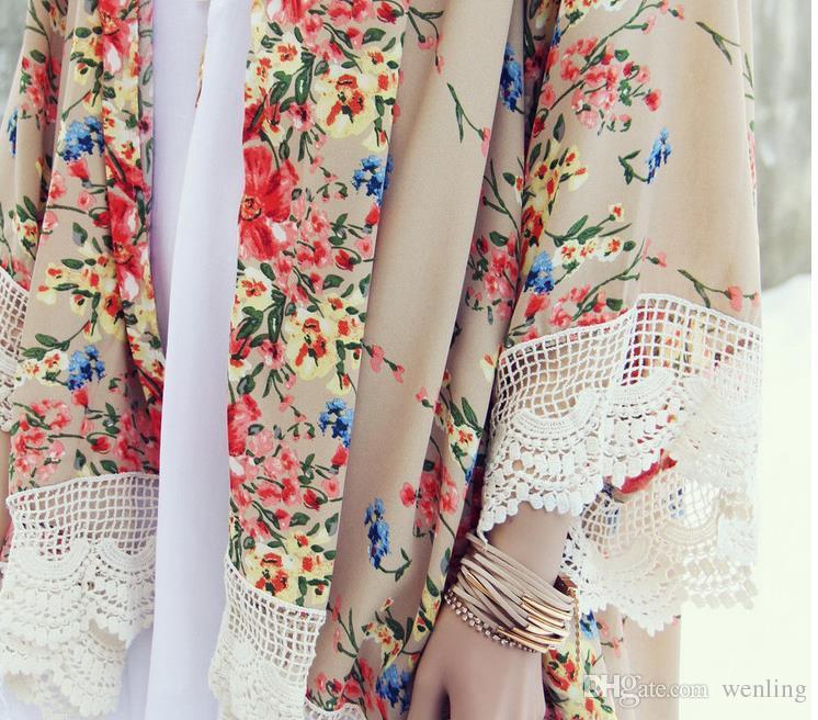 Frauen mantel Mode Blumendruck Frauen Basic Mäntel Herbst Winter Bomberjacke Langarm Casual Grundlegende Jacken jaqueta feminina