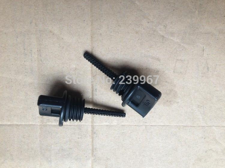 2 х датчик уровня масла для Honda GX22 GX31 gx35 нефти GXH50 и GX100 Г100 китайский 139F двигатель DipStic запчастью