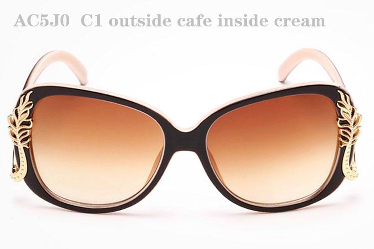 Kadınlar Için güneş gözlüğü tasarımcı güneş gözlüğü womens moda lüks sunglass kadın boy vintage sunglases uv 400 bayanlar güneş gözlükleri ac5j0