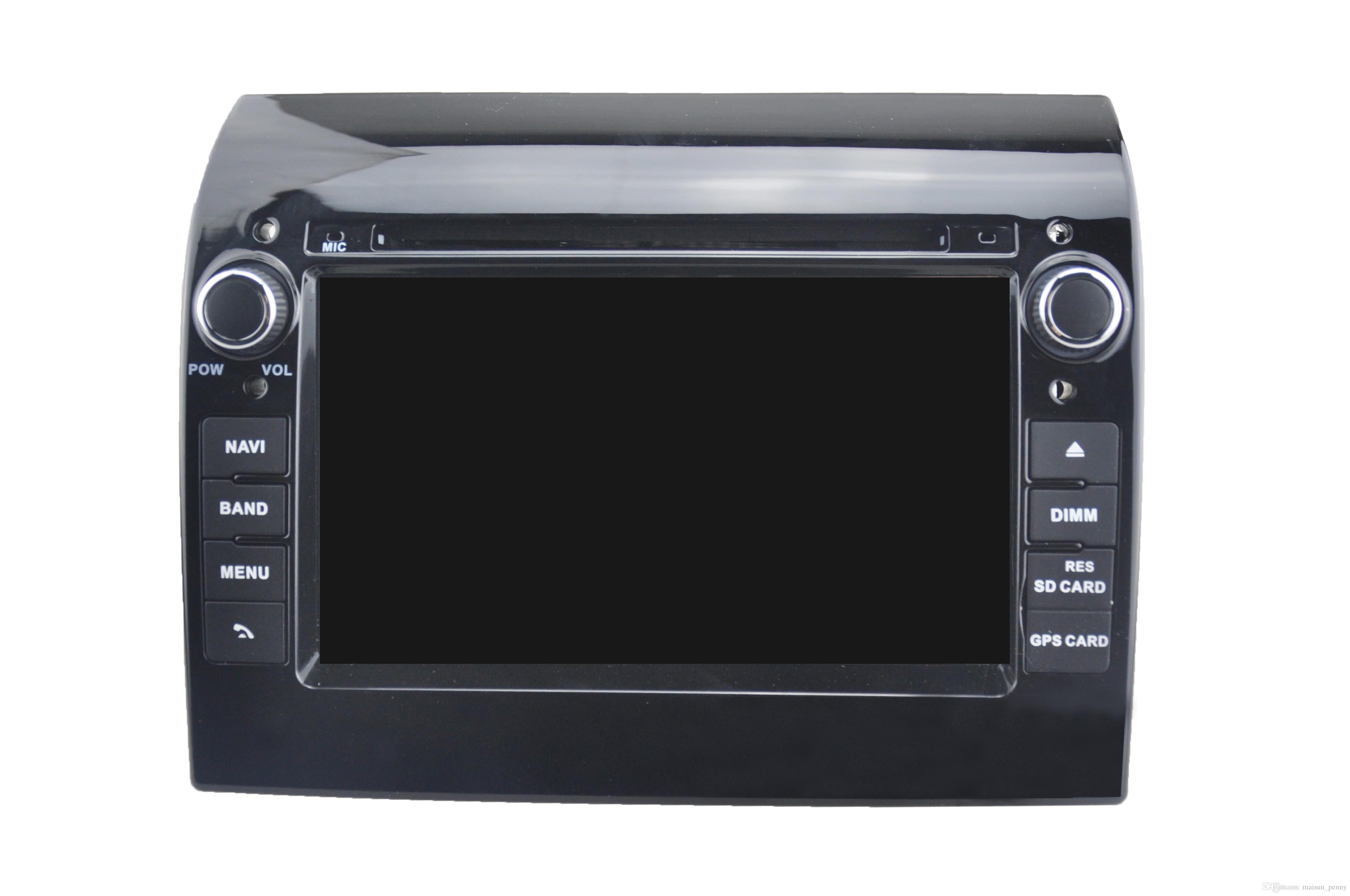 Android 5 1 Fiat Ducato Car Dvd Gps Navigation With Multi Funtion  # Muebles Fiat Ducato