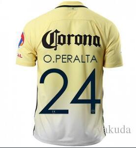 thai quality customized america 24 oribe peralta soccer jerseys9 romero 22 aguilar soccer jersey 22