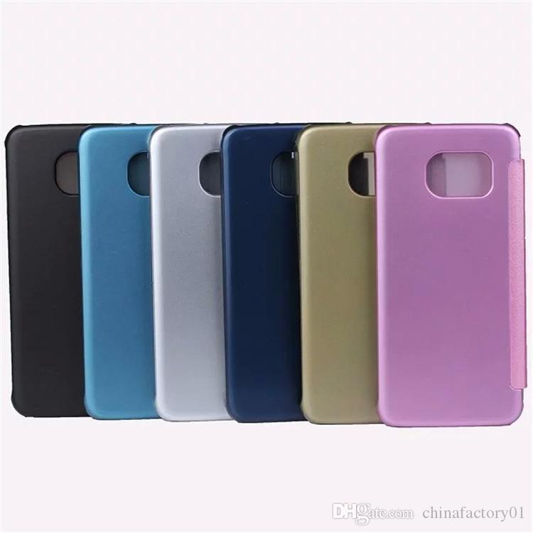 Flip Phone Cases Electroplating Highlights Mobile Phone Cover Practical Case For Iphone 5 5s 6/6s 6plus
