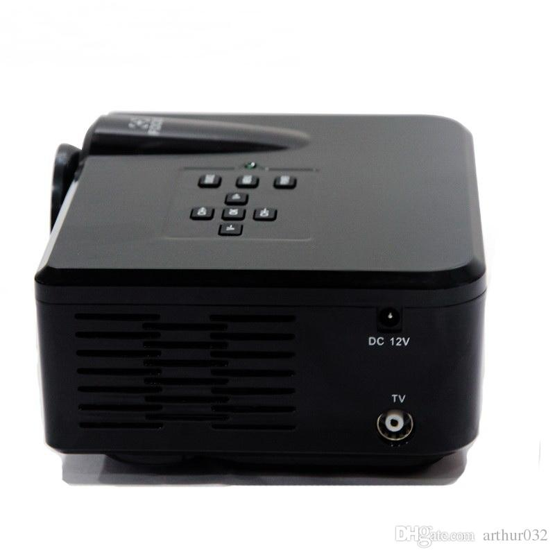 Newest BL-35 800Lumens LCD Projetor Mini Portable LED HDMI Video Smart Home Theater Multimedia VGA SD TV USB Cinema Digital Proyector Beamer