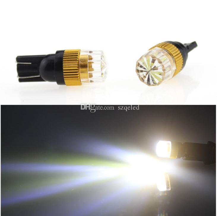 T10 W5W 5630 5730 SMD 2 LED Car Auto Wedge Light Side Dome Lamp Clearance Lights Reading Light Turn Reverse License Plate Bulb Car Styling