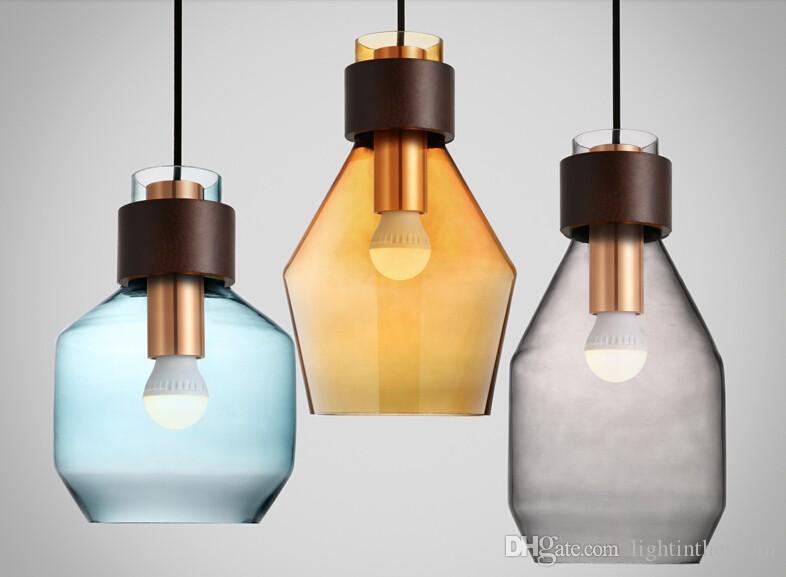 Acquista lampade a sospensione uccelli moderni soggiorno vintage