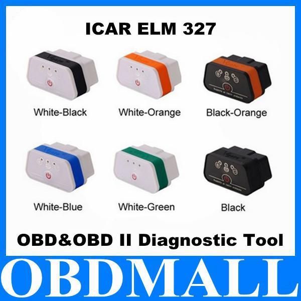 2016 100% Original Vgate iCar2 Bluetooth OBD Scanner iCar 2 elm327 Diagnoseschnittstelle code scanner mit hohe leistung ZB0286
