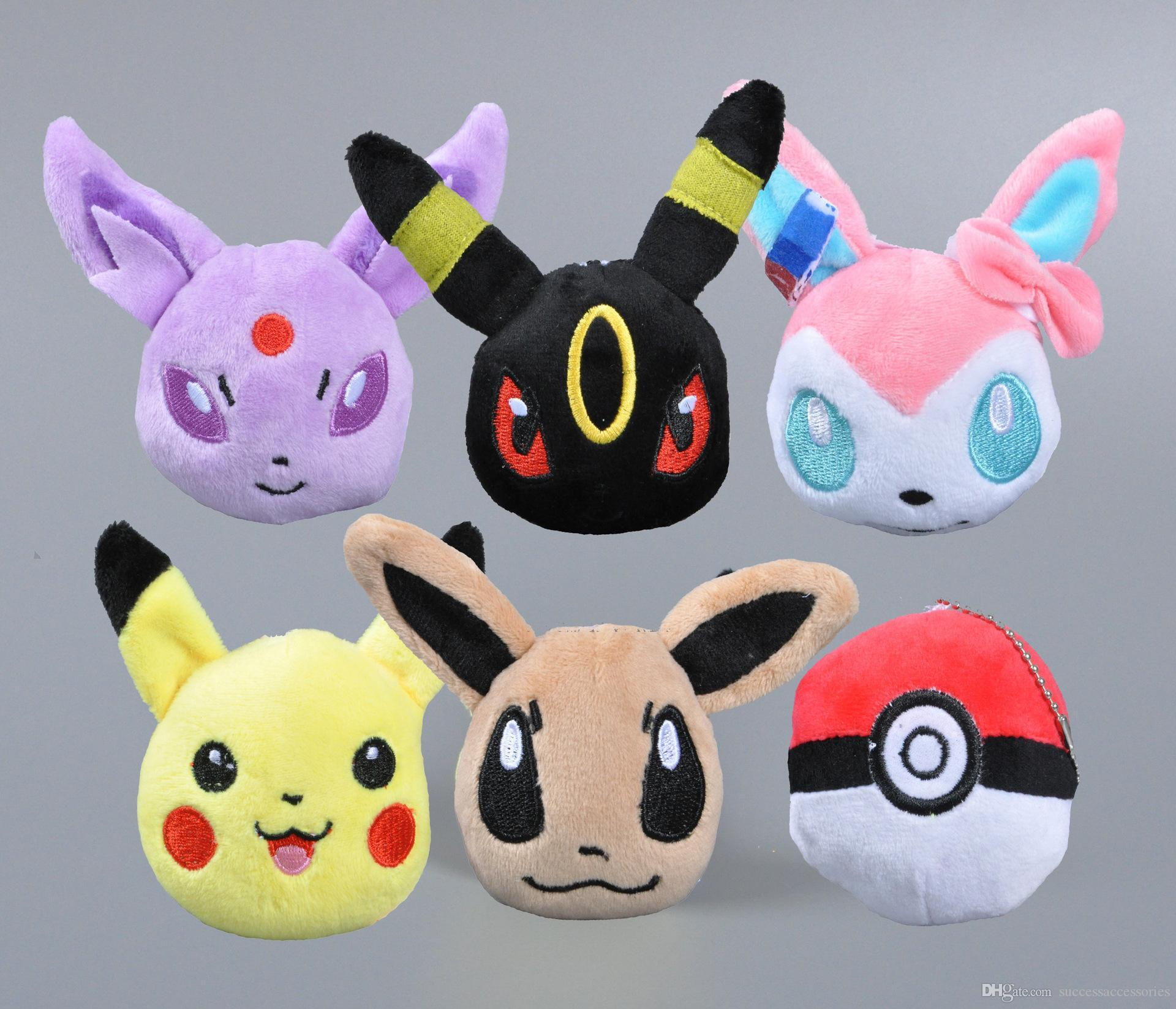 Buy Cheap Stuffed Animals & Toys For Big Save Poke Plush Toys 8cm