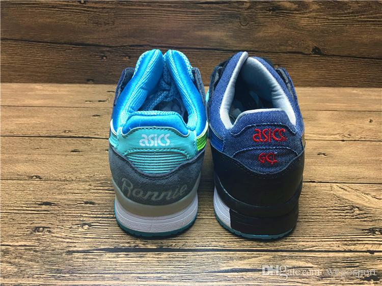 2019 New Color Asics Gel-Lyte III 25 Homage H54FK-6540 Running Shoes For Women Men Best Quality Athletic Sneakers EUR36-44
