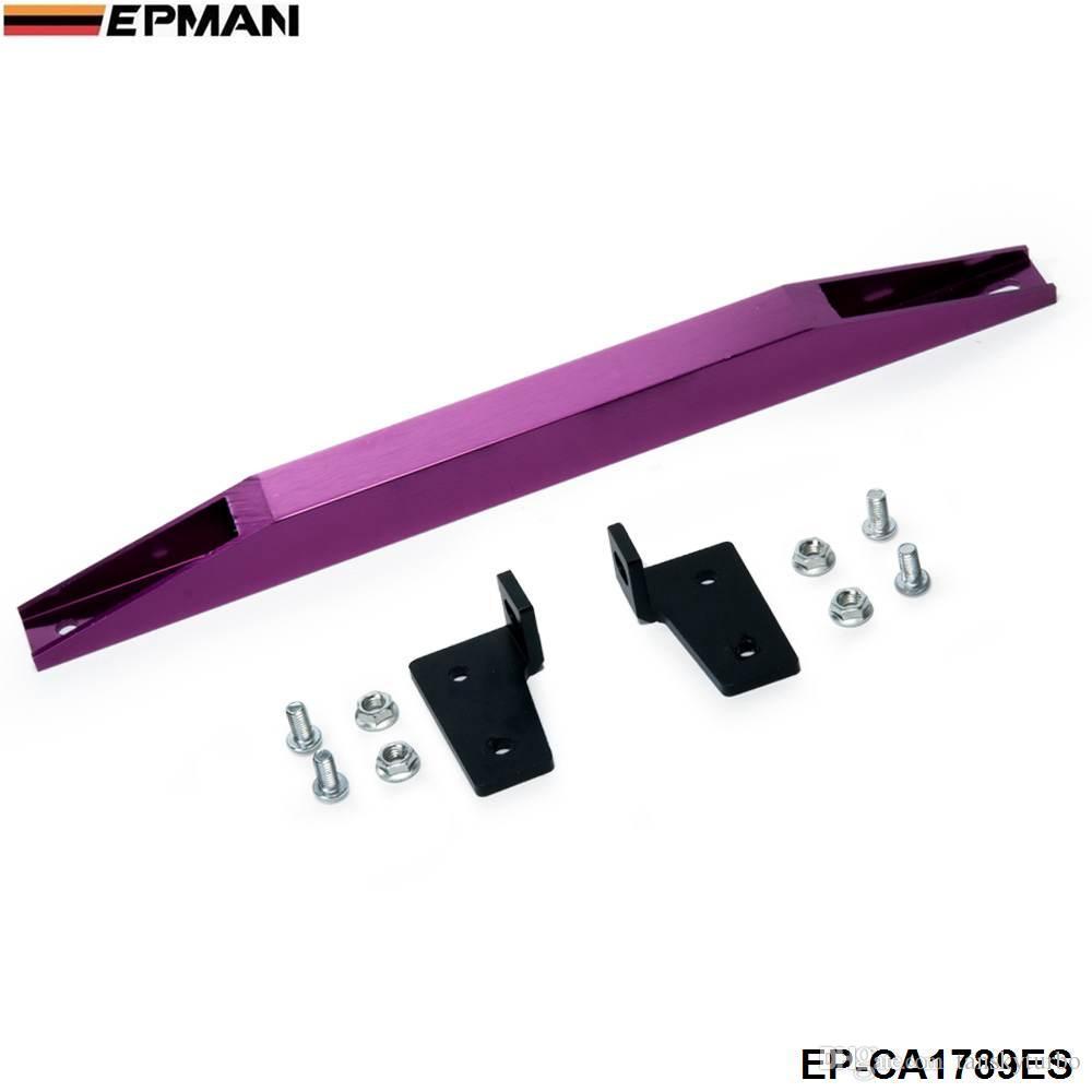EPMAN - SUBFRAME LOWER TIE BAR ES REAR with BEAKS Sticker FOR HONDA CIVIC 02-05 ES Silver Golden Blue Red Purple Black EP-CA1789ES