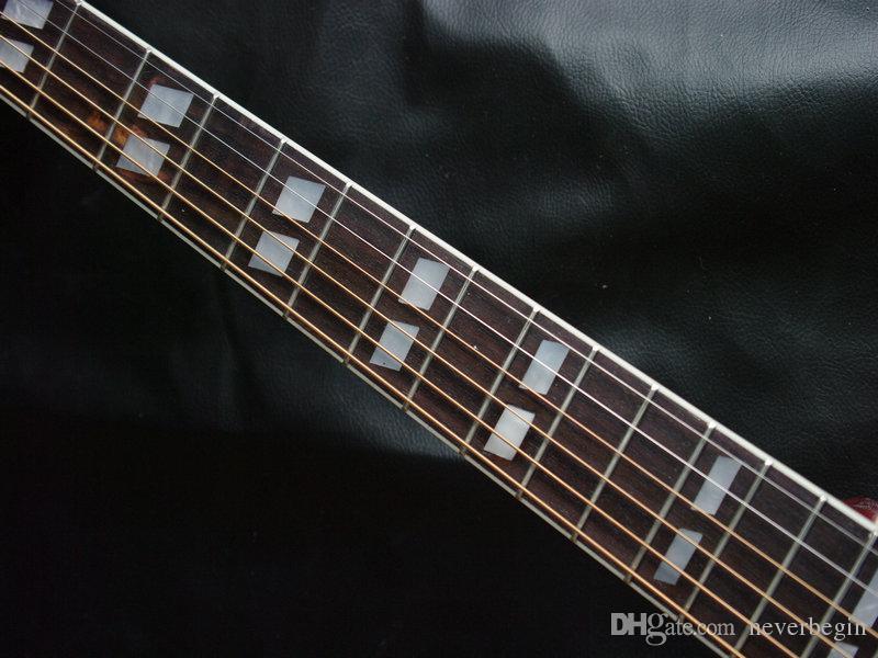 Groothandel -910 akoestische gitaarsnaren in voorraad Gratis verzending A123
