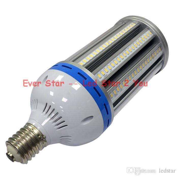 100W 120W Shoebox retrofit Led luce del cereale impermeabile 12W 18W 24W 35W 45W 55W 65W 80W LED E27 E40 lampadine CUL UL
