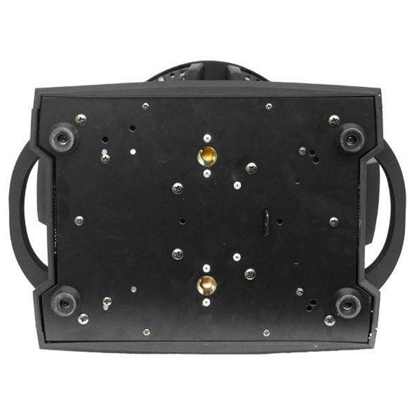 Freies Verschiffen Qualität 36x10W Viererkabelfarbe RGBW 4 in 1 LED-Wäsche-Stadiums-beleuchtenden beweglichen Köpfen
