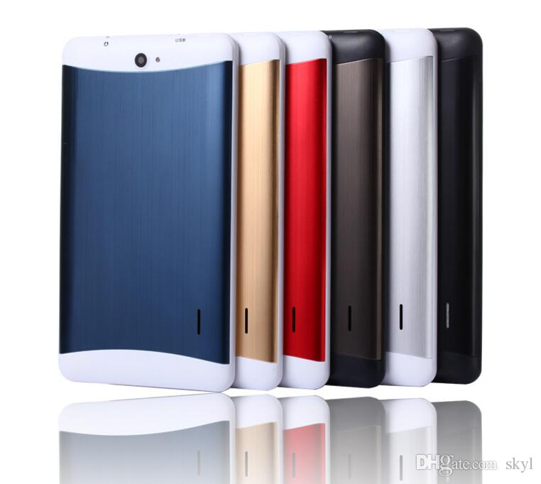 7 inch dual core 3G Tablet pc Support 2G 3G Sim card slot Phone call GPS WiFi FM 3G Phone Call Tablet