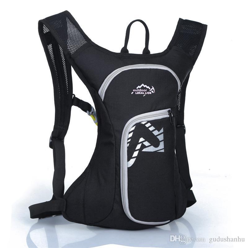 Велосипедов рюкзак рюкзаки велоспорту на шоссе мешок ранец работает альпинизм рюкзак 12л 61