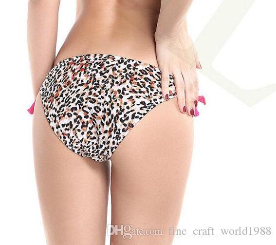 Mode frauen sexy leopard bikini dreieck bh bikini frauen hot zebra badeanzüge damen bademode set