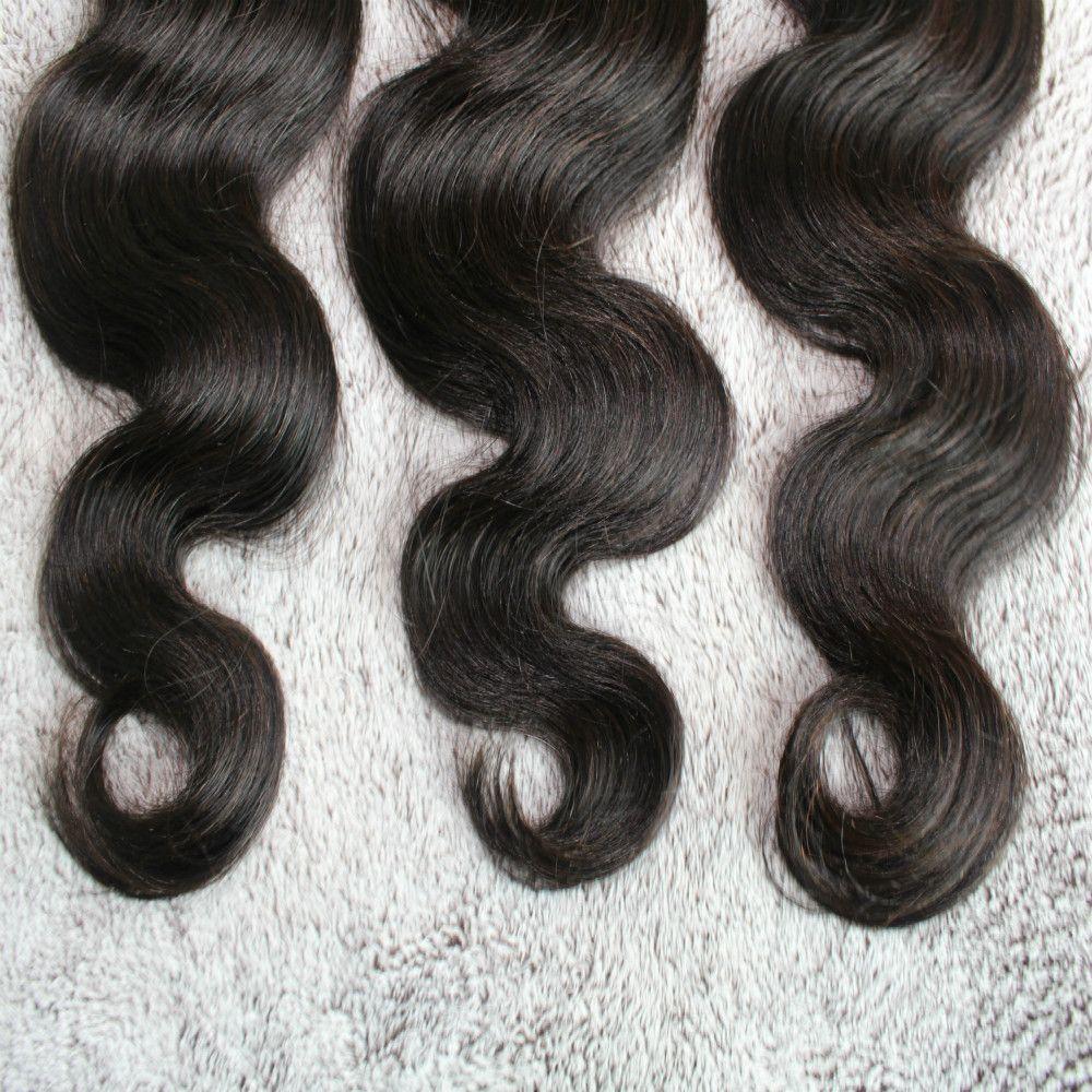 바디 웨이브 8-30inch 3 또는 / 브라질 인간의 머리카락 직조 자연 색 말레이시아 인도 페루 인간의 머리카락 번들 확장