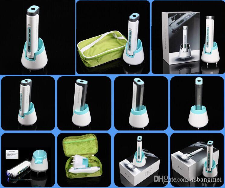 hot sale high quality New design home use bipolar rf portable machine mini beauty machine for personal use