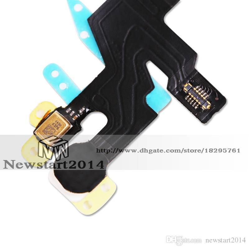For iPhone 6S Plus Power Switch On / Off Button Flex Ribbon Cable Proximity Light Sensor Replacement Parts