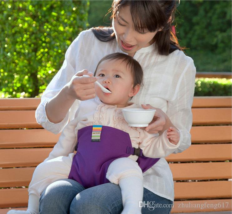 Multicolor baby Portable Seat Children Dining Chair Belt Baby Eat Chair, 2016 NEW Baby Eat chair Portable Seat belt