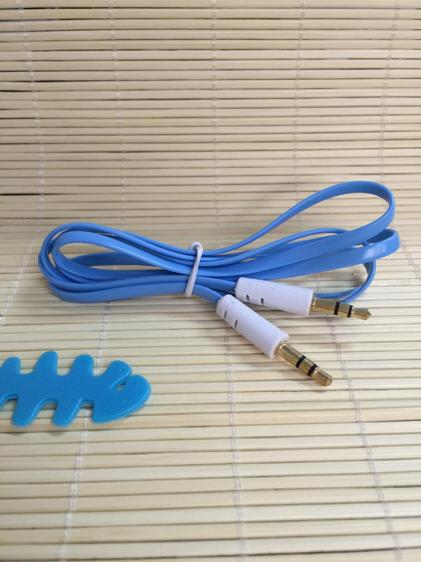 3.5mm mâle à mâle M / M prise audio stéréo pour câble auxiliaire AUX câble auxiliaire étendu câble Smart Phone Tablet audio câble aux 1M 3FT