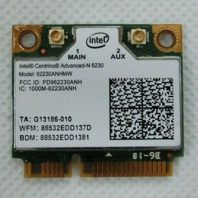 Wholesale Original New Half Mini PCI E Card Intel 6230 62230ANHMW ...
