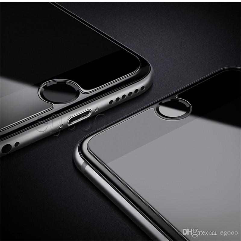 Para iPhone 12 11 Pro MAX XR XS 8 7 6S PROTECTOR DE PANTALLA DE CRISTAL TEMPEMENTADOS 9H Película anti-shatter para Samsung J7 Prime 2017 2018 LG STYLO 4 3