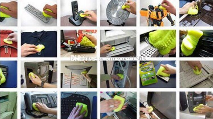 Super Cleaner für iPhone 7 Hinweis 7 iPhone 6s High-Tech-Reinigungsmittel für Computer-Tastatur Maus Kamera Cathces Schmutz und tötet Keime