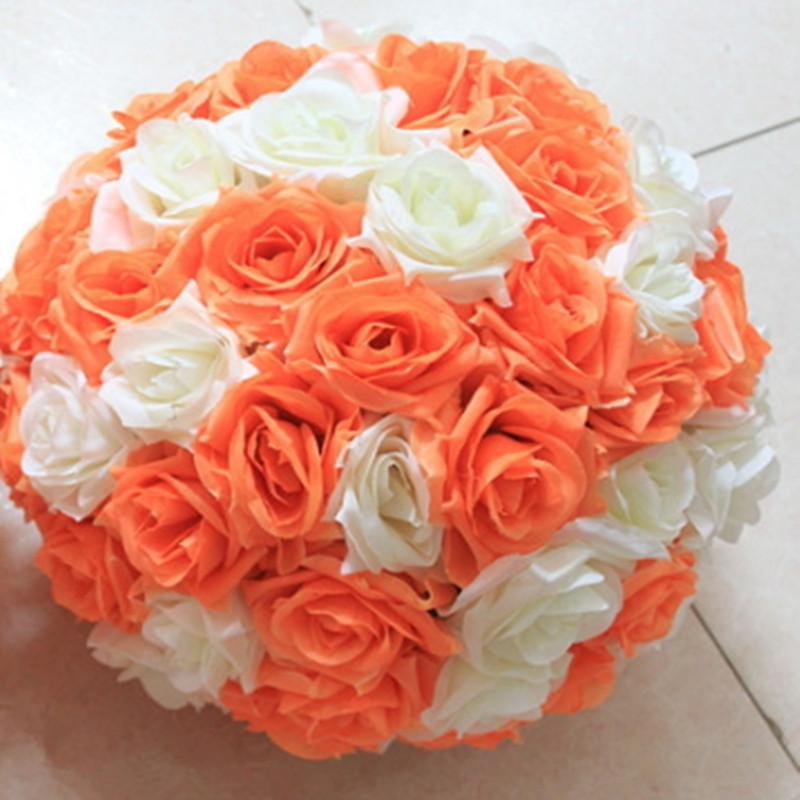 Best Wedding Flower Ball Christmas Decoration Decorative Rose ...