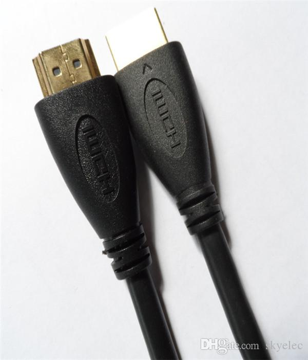 Hdmi Cables Hot 2x PREMIUM HDMI CABLE 6FT V1.4 ETHERNET For BLURAY 3D DVD PS3 HDTV XBOX 1080P Protection Cable More Beautiful Dust Protect