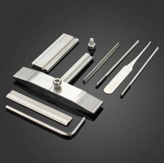 Outils de sélection de verrouillage de la feuille d'étain pour les outils de serruriers KABA serrures