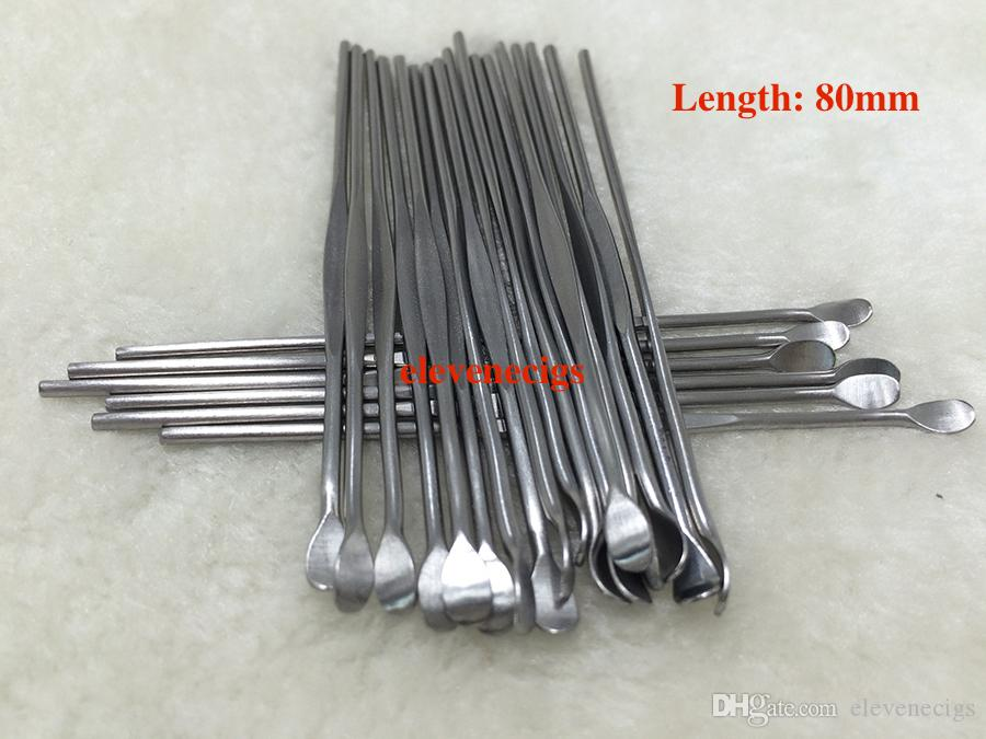 Wax dabber tool ego wax atomizer E cigarettes stainless steel dab tool titanium dabber tool dry herb vaporizer pen