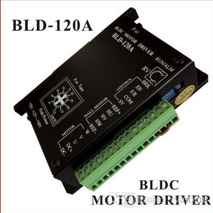 Bldc motor driver controller 120w 12v 30v dc brushless dc for 12v bldc motor specifications