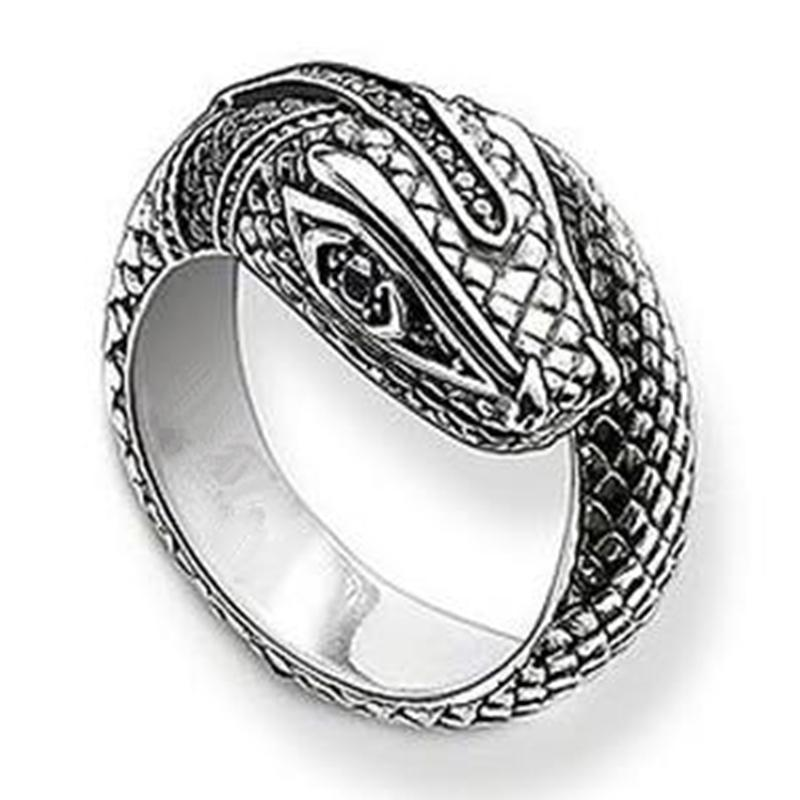 serpent headed sale ring rings hallmarked at band gold snake wedding jewelry double j x for id