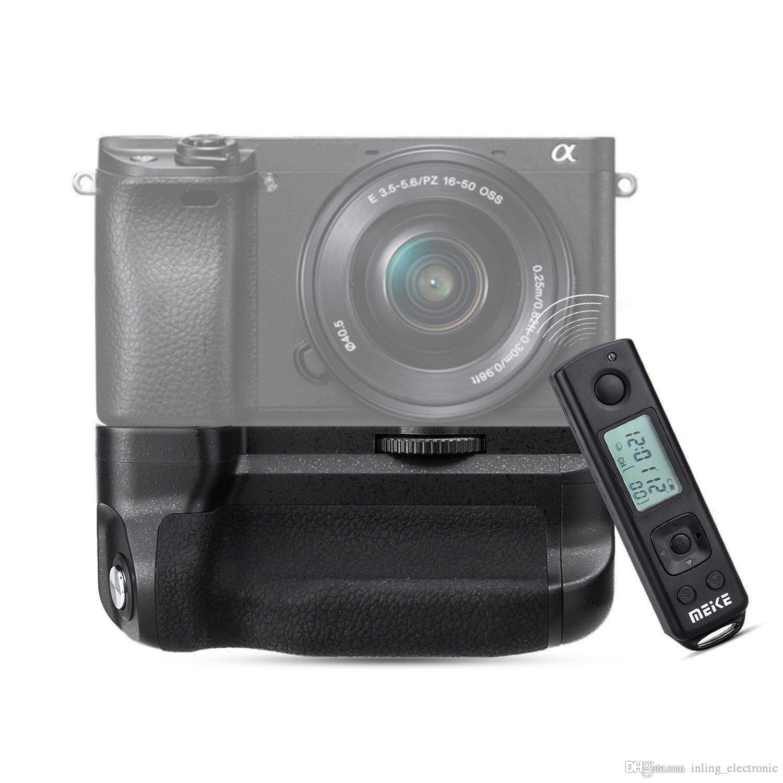 Meike MK A6300 Pro Battery Grip Wireless Remote Control for Sony A6300 Meike MK A6300 Pro Battery Grip 2 4G Wireless Remote Contro for Sony A6300 line