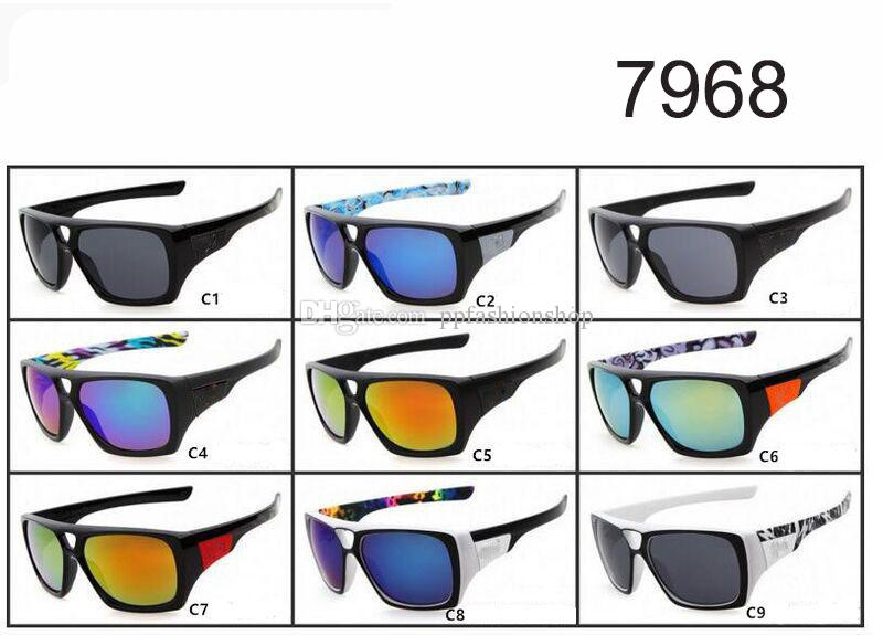 Hot Summer Fashion Designer Sunglasses Outdoor Cycling Eyewear Outdoor Sports Sun Glasses Square Shape Cycling Style Men Goggles
