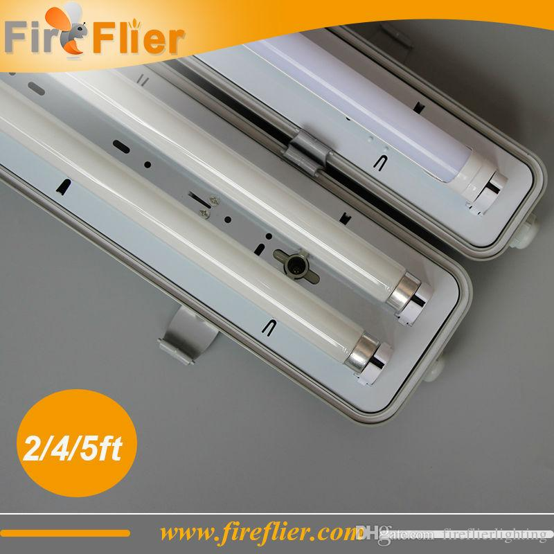 T8 Light Fixture 2ft: 2018 Ip65 60cm 120cm 150cm Led Tube Lighting Fixture